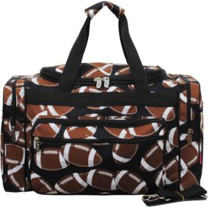 football duffle